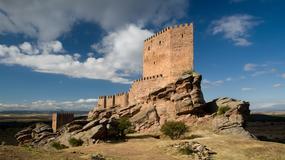 """Castillo de Zafra - piękna forteca, w której kręcono """"Grę o tron"""""""