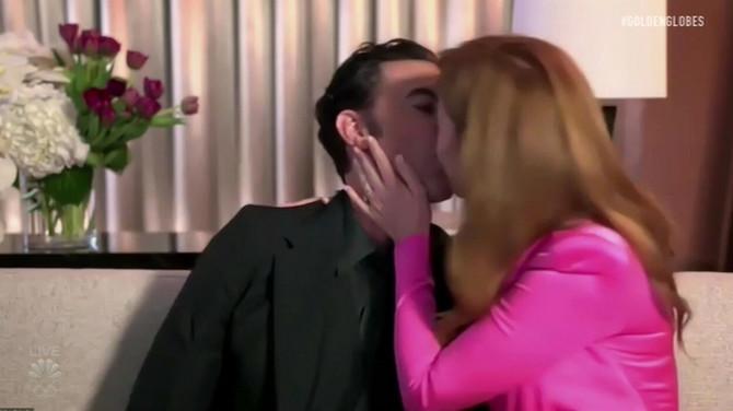 Glumac sa suprugom