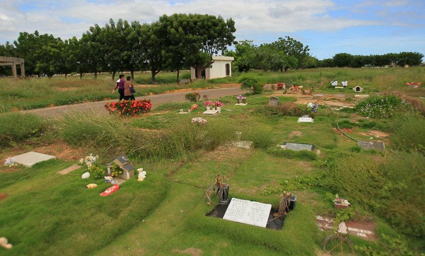 Cmentarz w Wenezueli