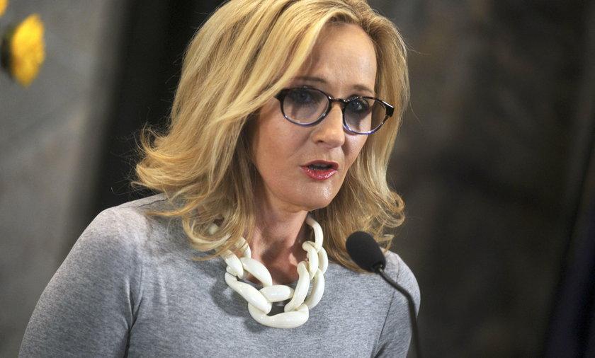 Dramat autorki Harry'ego Pottera. Okradła ją asystentka