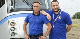 Ojciec i syn prowadzą wrocławskie tramwaje: Częściej widzimy się w zajezdni, niż w domu
