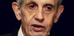"""Nie żyje matematyk John Nash. To o nim był """"Piękny umysł"""""""