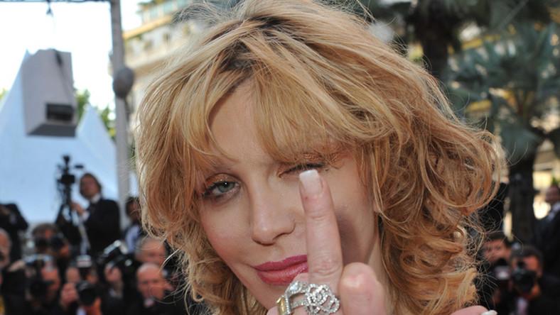 Courtney Love ma dług u swego lekarza
