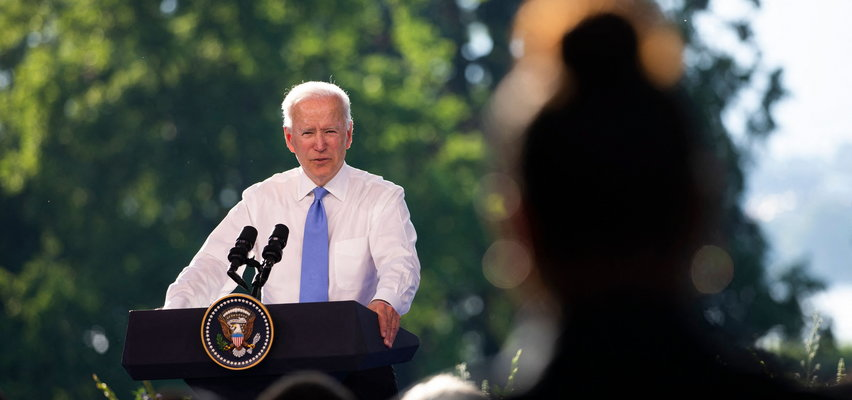 """Biden przeprosił dziennikarkę za swoje zachowanie. """"Nie powinienem być takim mądralą"""""""