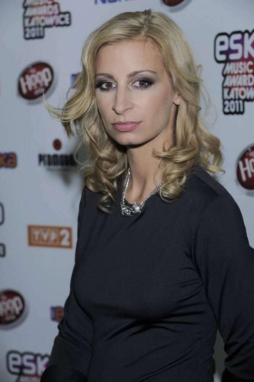 Magda Schejbal w ciąży