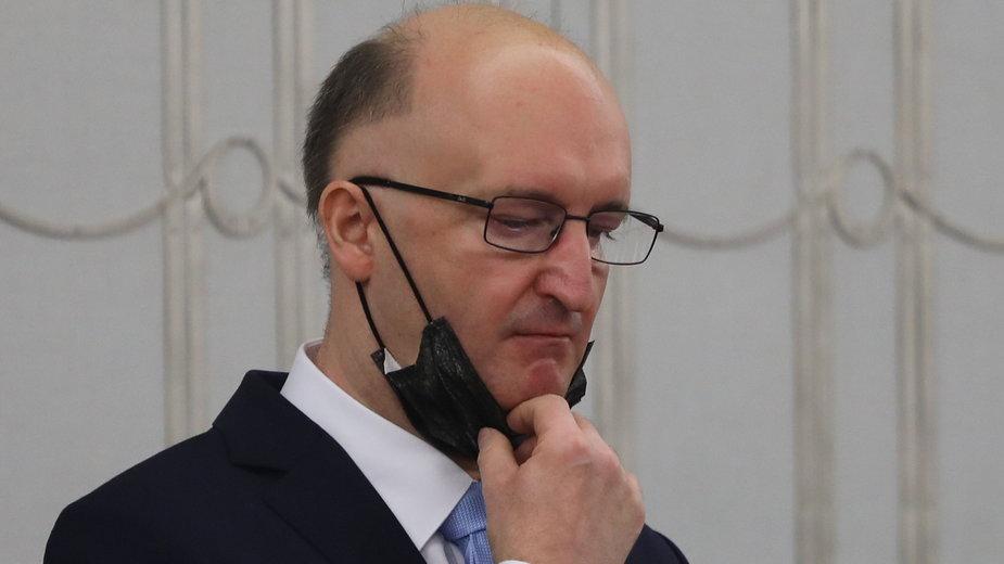 Piotr Wawrzyk jako RPO nie został zaakceptowany przez Senat