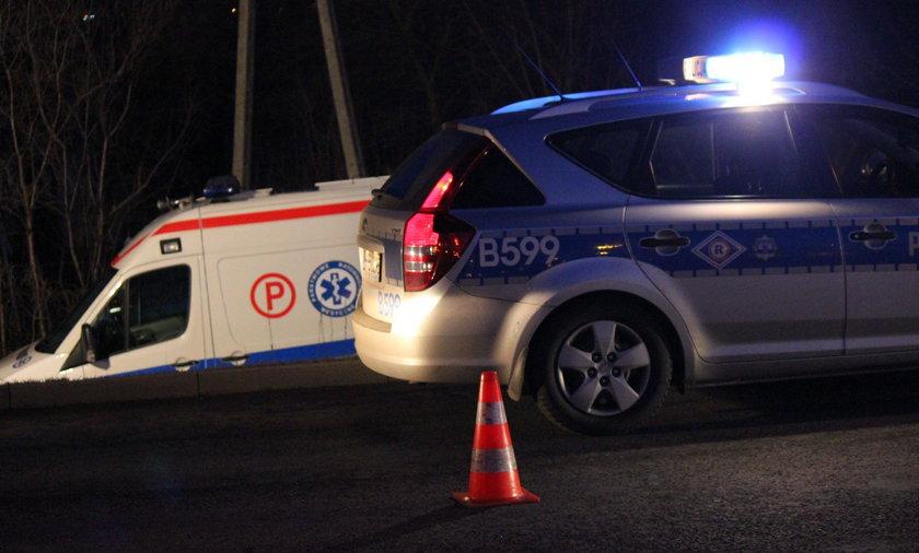 Tragedia w Rypinie. Nie żyje 35-latka raniona nożem na oczach córki