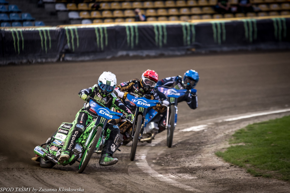 Patryk Dudek, Anders Thomsen, Jason Doyle