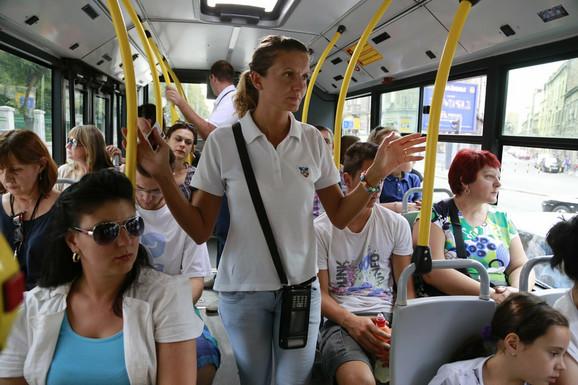 Broj građana koji plaćaju prevoz je povećan, ali još uvek nedovoljno