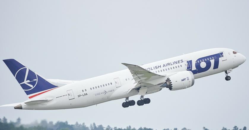 Boeingi 787 Dreamliner, którymi dysponuje LOT, pozwalają uruchomić nowe dalekie kierunki, np. do Ameryki Południowej
