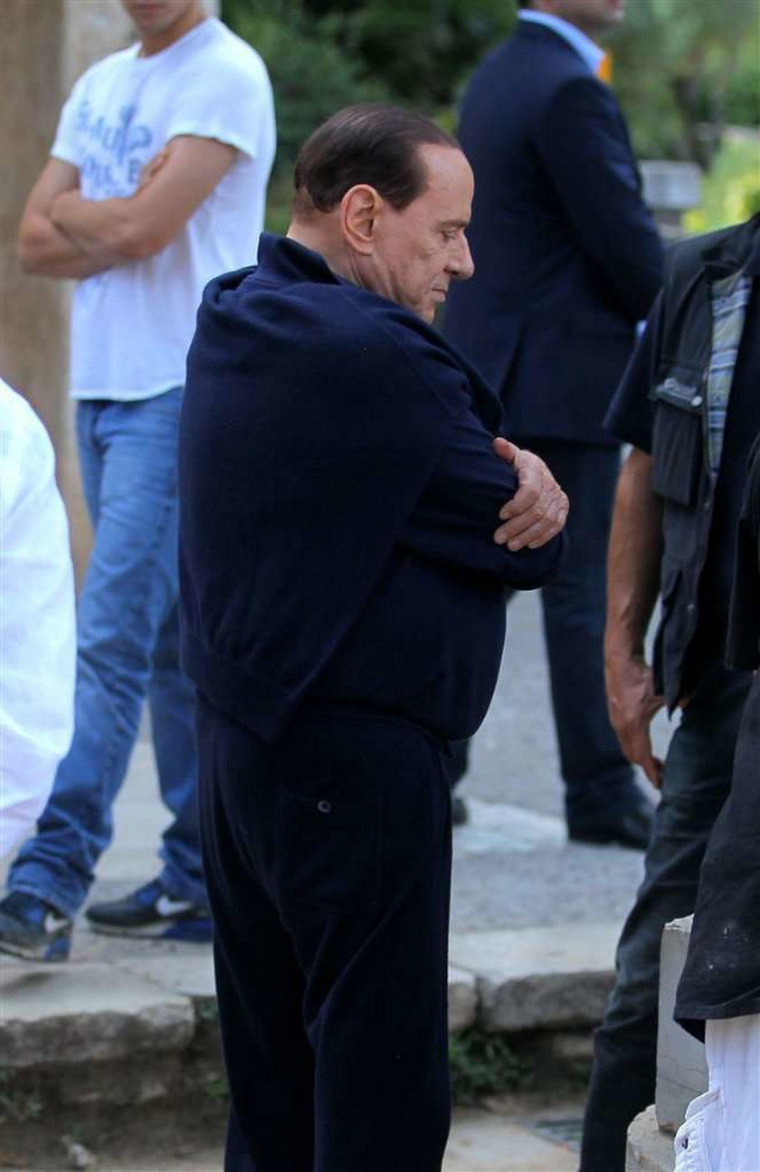 Berlusconi padł ofiarą zemsty fryzjera