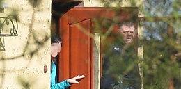 Policja pilnuje kochanki podpalacza