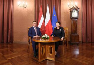Premier Łotwy: Jesteśmy przedmiotem agresywnej propagandy rosyjskiej