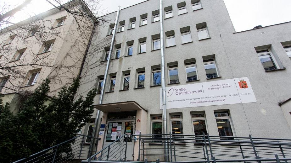 Szpital Czerniakowski