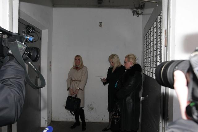 Prve su stigle Zorana Mihajlović i Biljana Popović Ivković