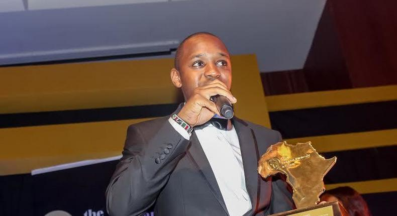 Boniface Mwangi, Winner, TFAA 2014 Prize for Advocacy and Activism