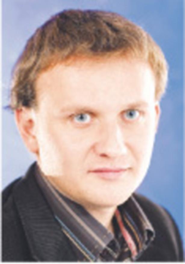 Bartosz Marczuk, szef działu kraj
