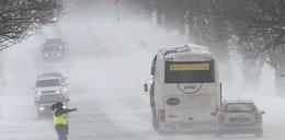 Alarm! Grożą nam silne śnieżyce!