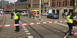 Atak nożownika w Holandii