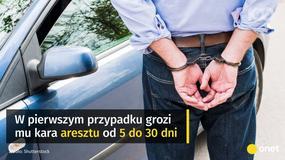 Jazda po alkoholu - grożą surowe kary