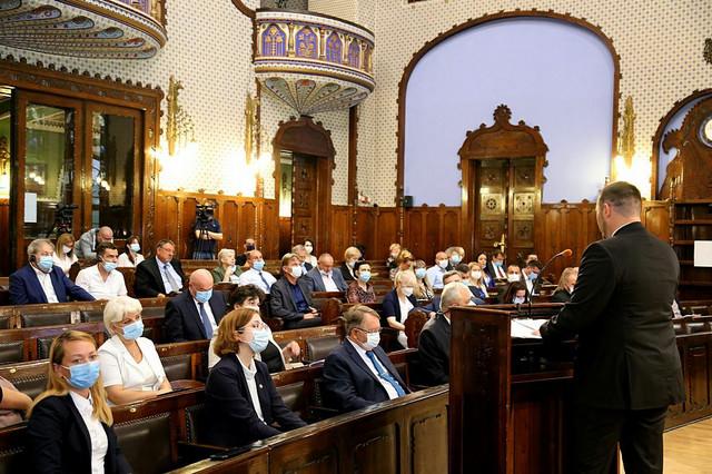 Svečana sednica Skupštine Subotice
