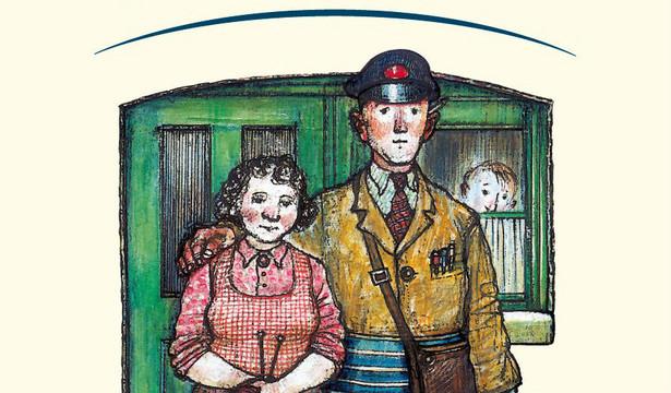 """Okładka komiksu """"Ethel i Ernest""""."""