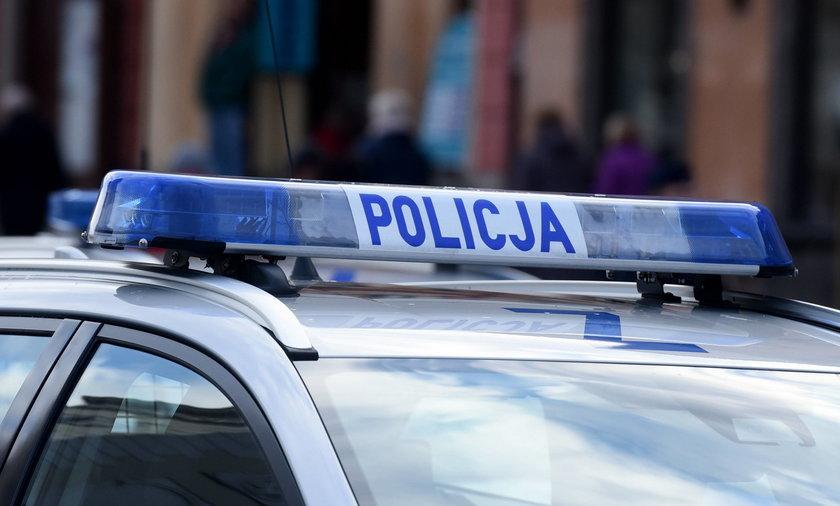 Brutalny mord w Słupsku. Ofiara wyrzucona przez okno z telewizorem przywiązanym do szyi