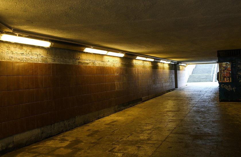 Tunel podziemny