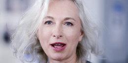 Manuela Gretkowska komentuje ataki TVP