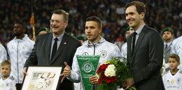 Podolski o niemieckich działaczach: amatorzy