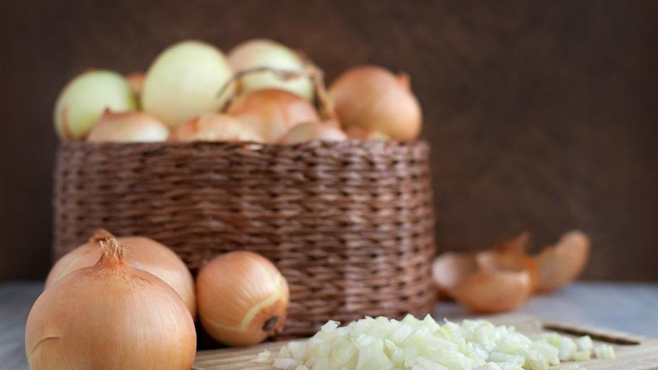 Syrop z cebuli wspomaga leczenie wielu chorób