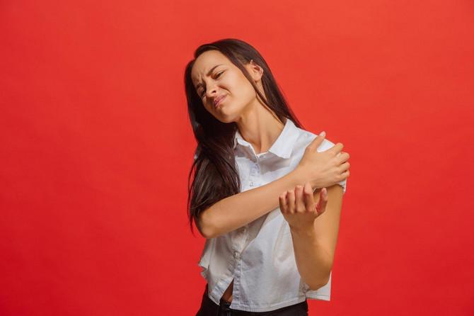 Bol u ramenu nekada ukazuje na kancer pluća