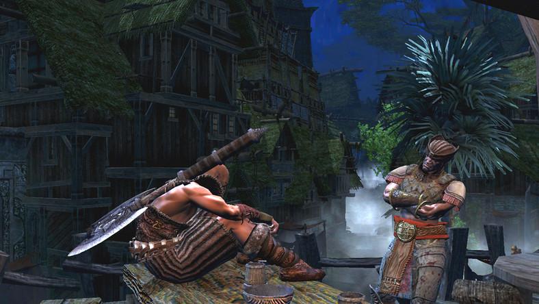 Age of Conan - i Ty zostaniesz barbarzyńcą