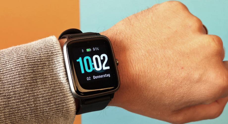 Smartwatches bis 50 Euro: Was können die billigsten Modelle?