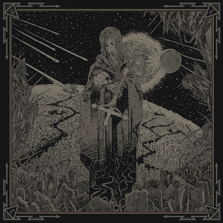 "WITCHMASTER/VOIDHANGER – ""Razing The Shrines Of Optimism"""