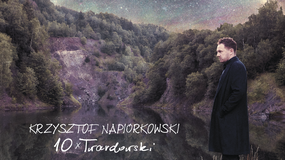 """KRZYSZTOF NAPIÓRKOWSKI, ANNA MARIA JOPEK, ADAM STRUG - """"10 x Twardowski"""""""