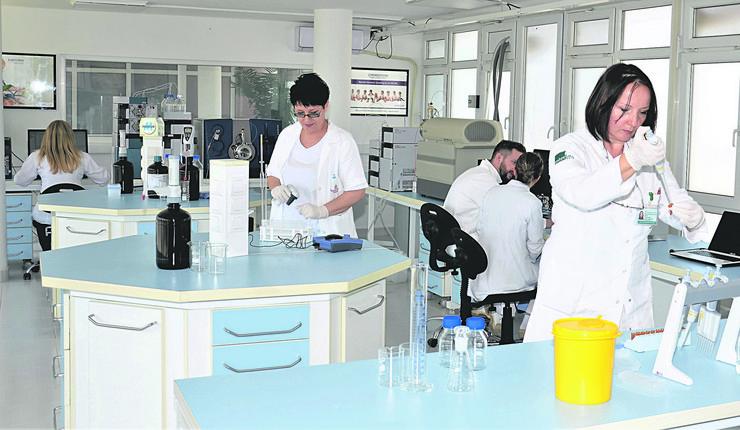 laboratorija Klinicki centar Srbije otvaranje foto Promo KCS (2)