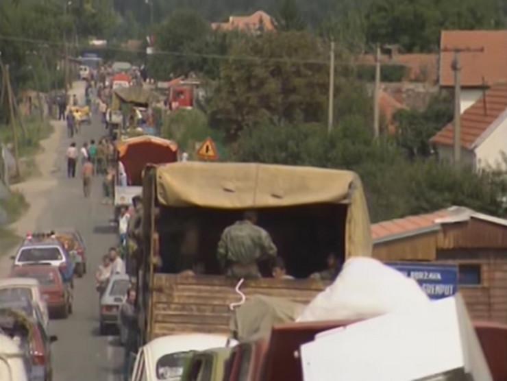 Operacija Oluja - 4 avgusta 1995 3 foto Youtube International Criminal Tribunal for the former Yugoslavia (ICTY)