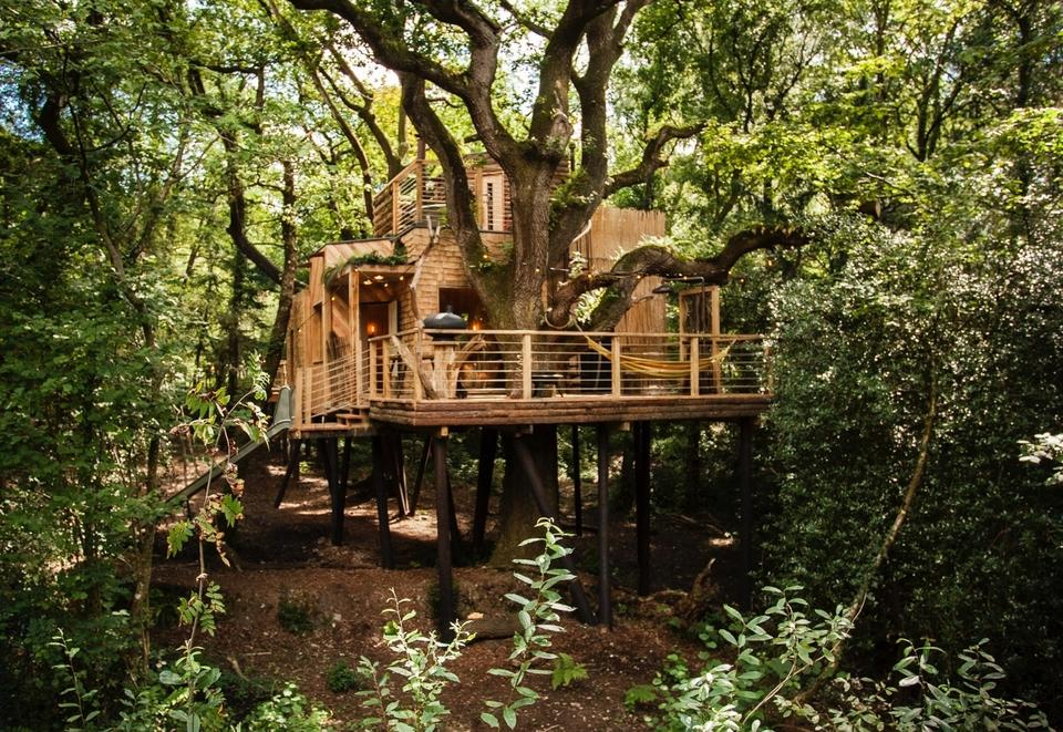 Woodmans Treehouse