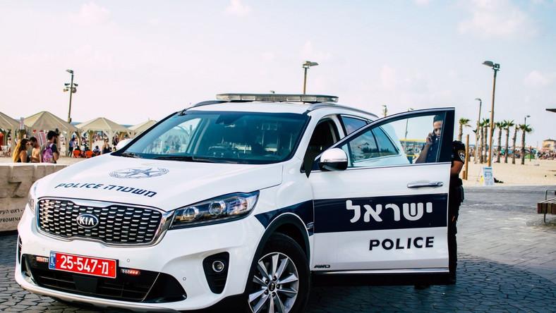 Izraelska policja