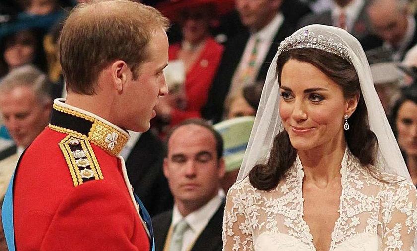 Ślub księcia w skrócie. Żartownisie!