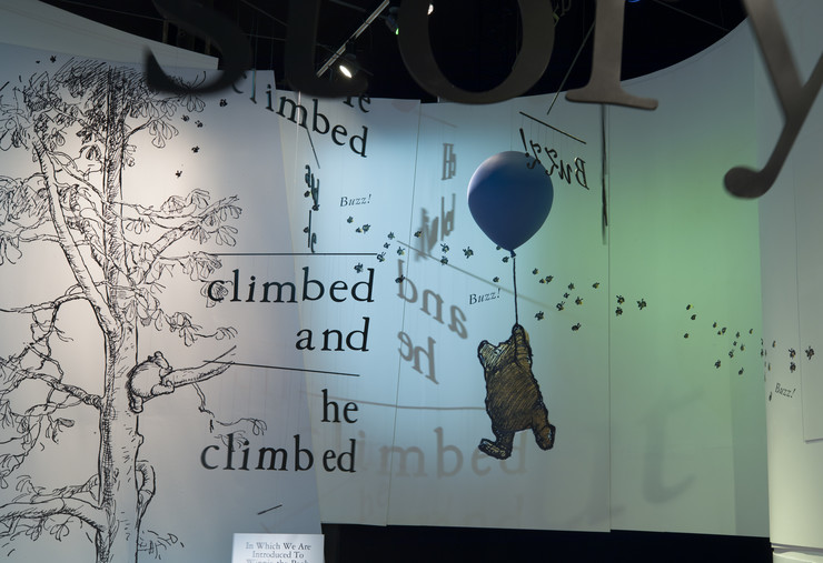 Winnie-the-Pooh Exploring a Classic (c) Victoria and Albert Museum, London (10)