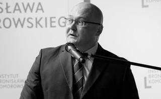 Zmarł Krzysztof Liedel, prawnik, ekspert ds. zwalczania terroryzmu