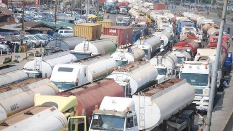 Apapa gridlock: FRSC demands orderly conduct of truckers