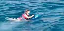 """Anna Lewandowska chwali talent pływacki 4-letniej Klary. """"Ale jestem dumna"""""""
