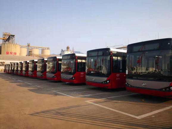Novi autobusi i u 2020. godini