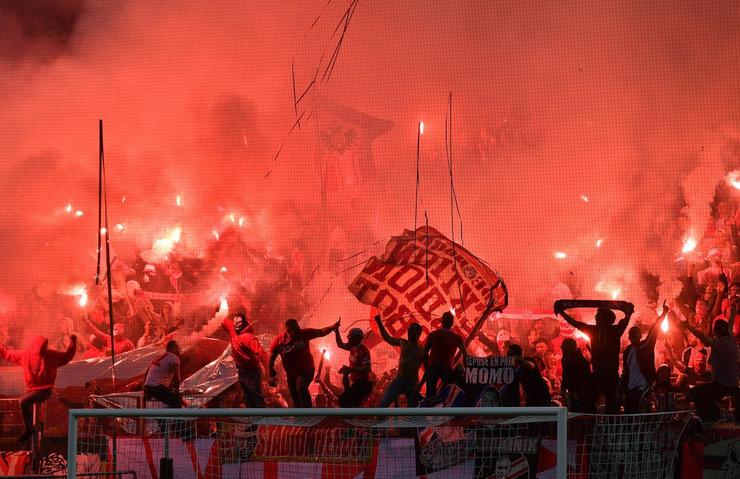 FK Keln, FK Crvena zvezda