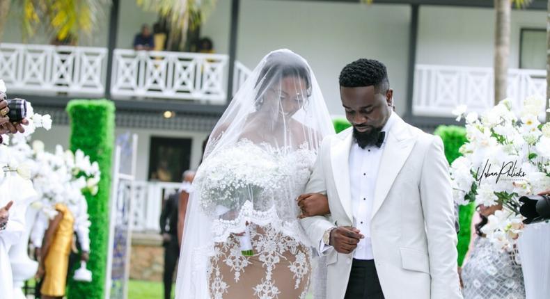 Bride and groom (Courtesy)