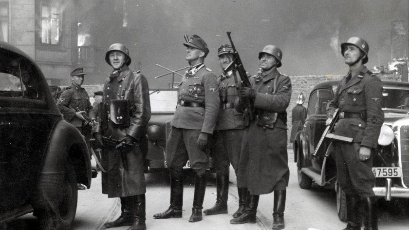 Powstanie w getcie warszawskim. Kim był Jurgen Stroop