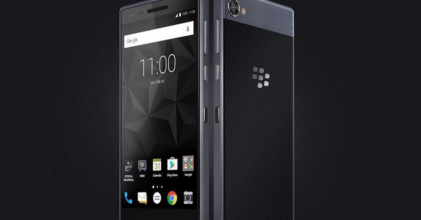 BlackBerry Motion - nowy flagowiec TCL pod marką BlackBerry